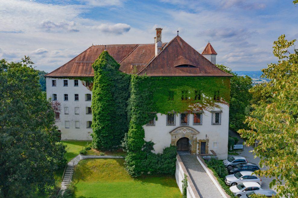 Schloss Ortenburg Hochzeitslocation im Raum Passau